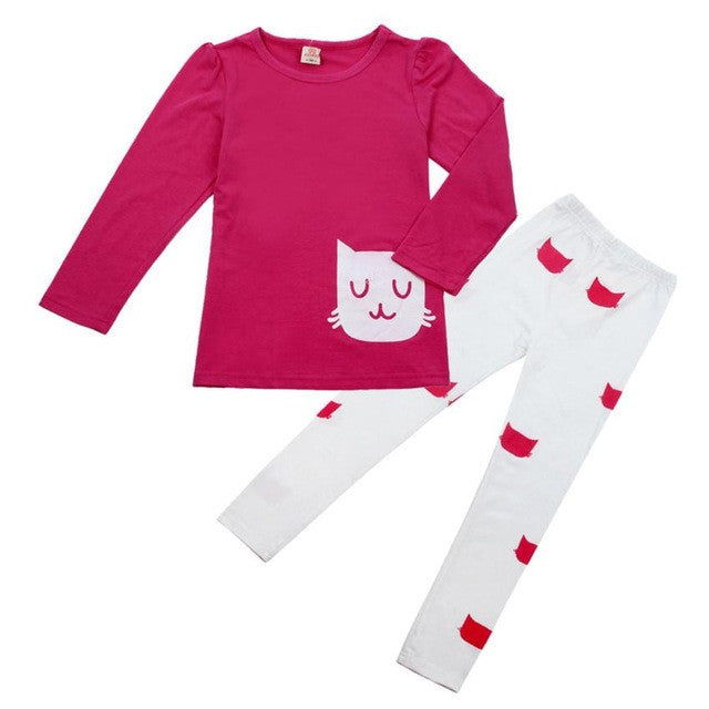 Cute Hello Kitty Baby Outfit