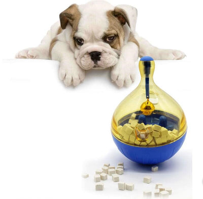 Dog Feeding Toy Self Feeding Device