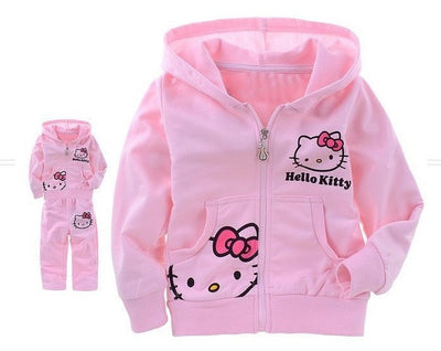 [HOT] Pink Hello Kitty Tracksuit! Limited Edition!