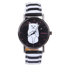 Cute Cat Wrist Watch for Women