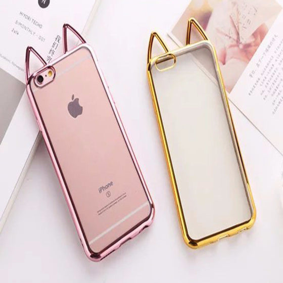 Fashionable Cat Ears Bumper Cover