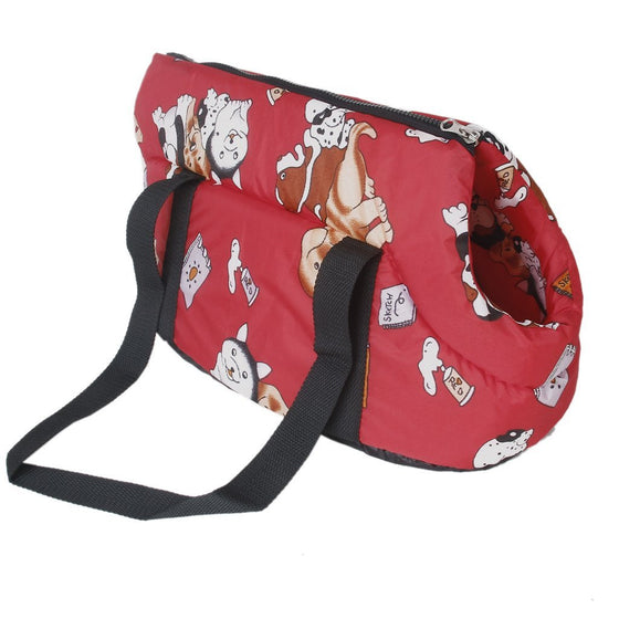 Soft Travel Bag For Puppy
