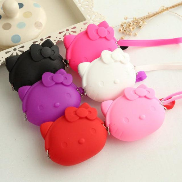 Limited Edition Hello Kitty Wallet Children Coin Purse!