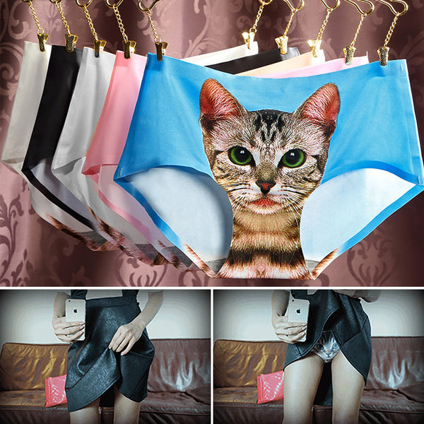Gorgeous Kitty Cat Panty Collection!