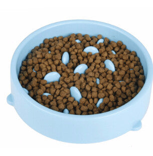 Anti Choke Cat Feeding Bowls