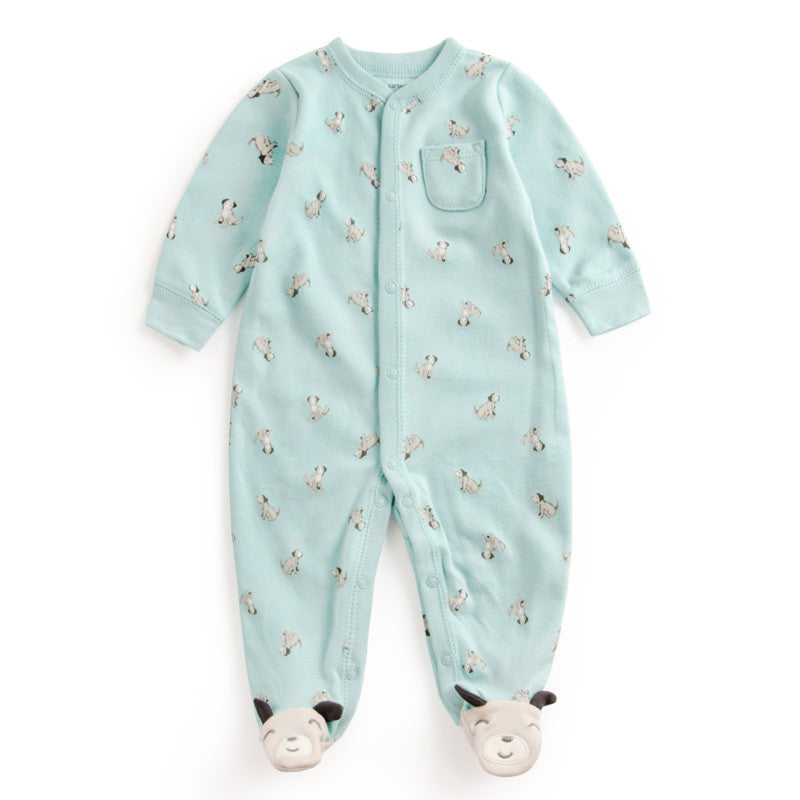 2a59e385c Buy Cute Baby Dotted Dog Baby Outfit at Lowest Price - Poochnkitty