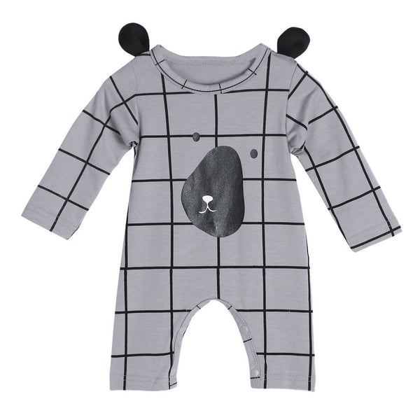 Cute Cartoon Dog Baby Outfit