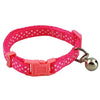 Gorgeous Nylon Cat Collar With Bell