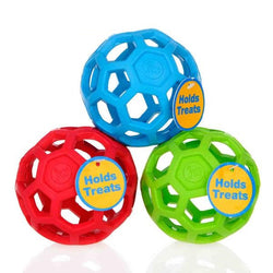 Natural Non-Toxic Rubber Dog Chew Ball