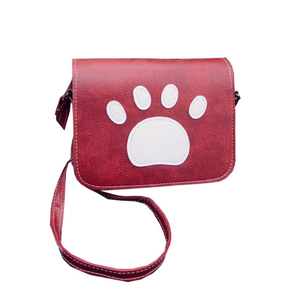 Gorgeous Summer Style Paw Print Bag