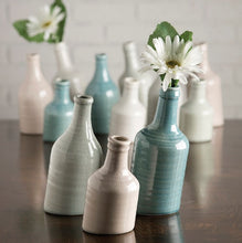 Sadler Mini Vases, Set of 12