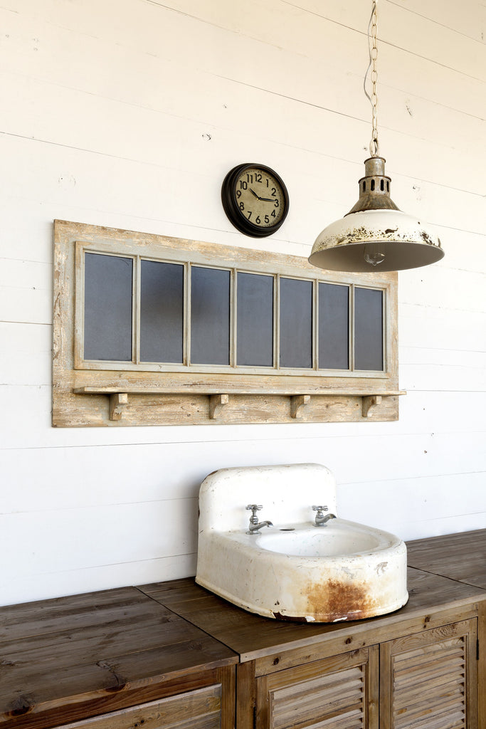 Old Factory Pendant Light Farmhouse Fresh Home