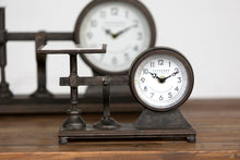 Small Decorative Hardware Scale Clock