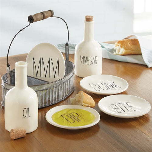 Oil and Vinegar Appetizer Set