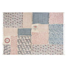 LARGE Millie Patchwork Rug with Tassels