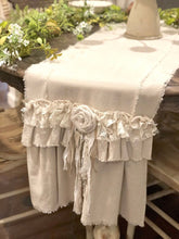 Handmade Vintage Inspired Table / Bed Runner