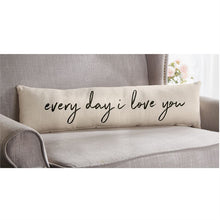 I Love You LOOOONG Pillow
