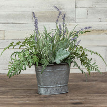 "17"" Potted Lavender & Fern"