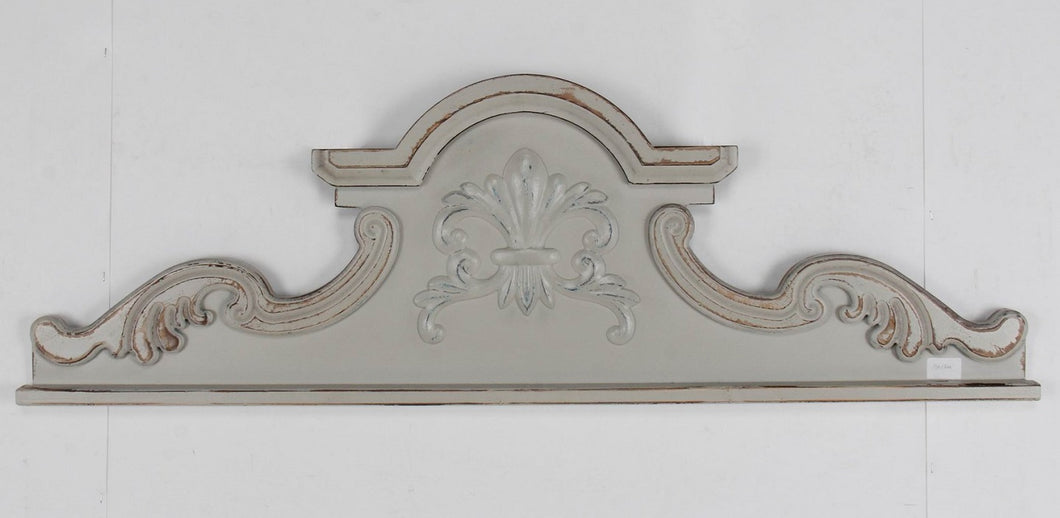 Wood Scroll Wall Decor Farmhouse Fresh Home