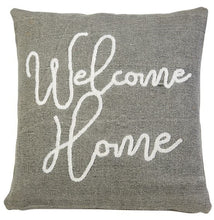 HUGE Welcome Home Boucle Pillow