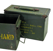 Authentic Vintage Ammunition Box