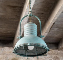 Hoover Industrial Pendant Light