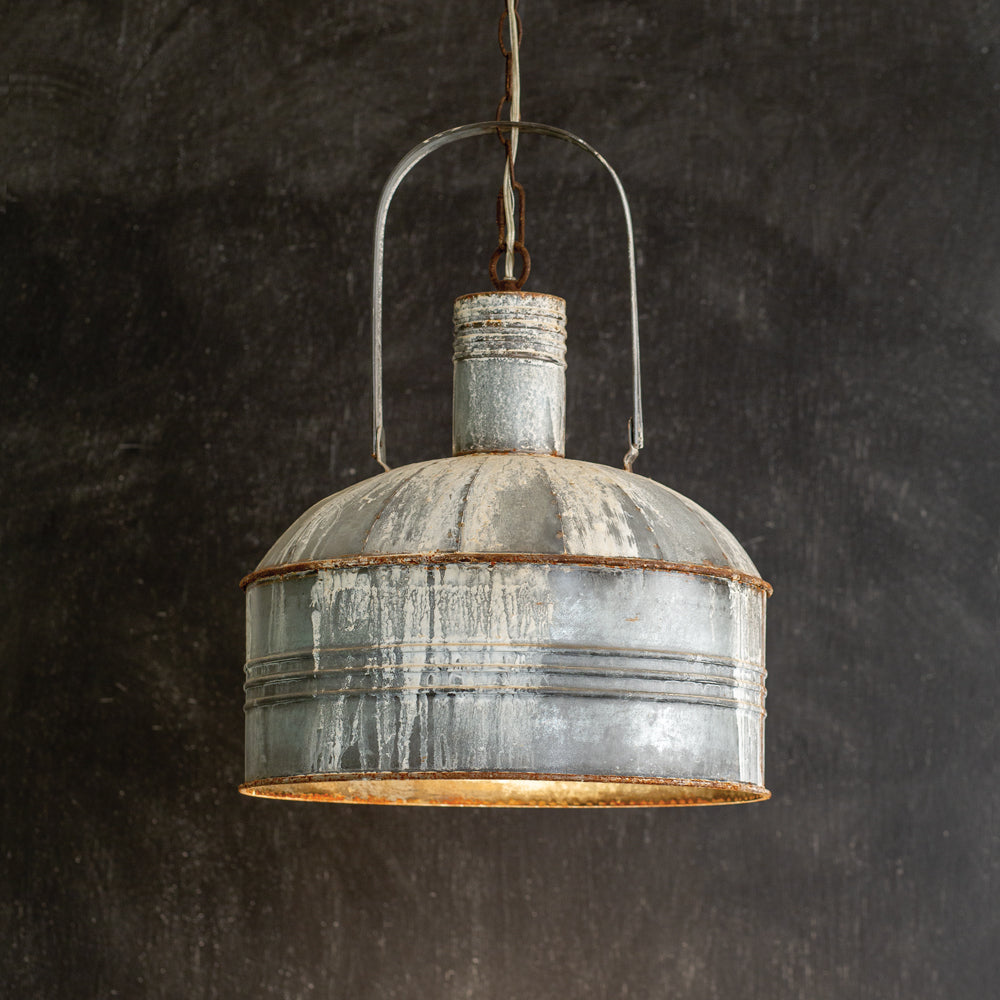 LARGE Forge Pendant Light
