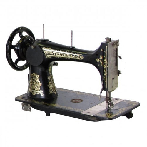 Authentic Vintage Sewing Machine