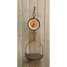 Decorative Black Hanging Scale
