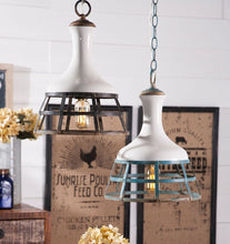 Sandra Ceramic and Metal Pendant Lights - 2 Styles