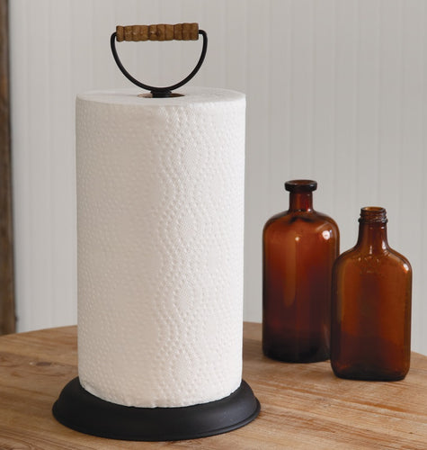 Homestead Paper Towel Holder with Handle