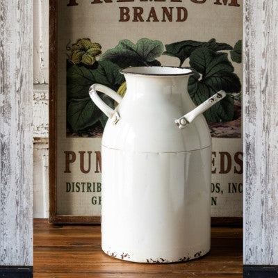 LARGE Vintage Inspired Milk Can