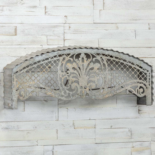 LARGE Arch Cutout Metal Wall Decor