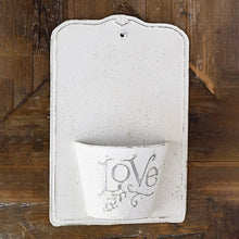 LARGE Love Wall Planter