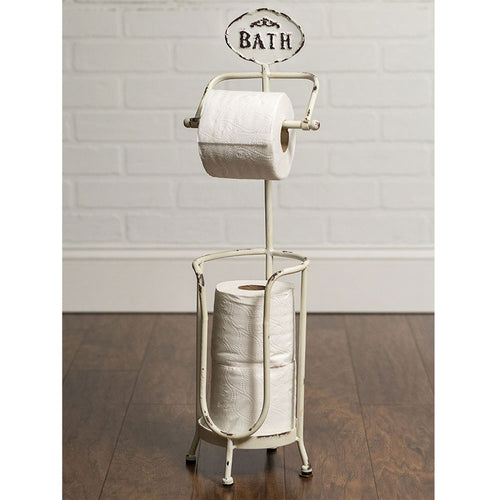 Bath Tissue Stand and Holder