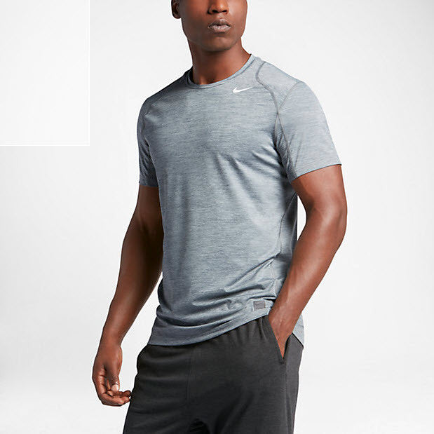 Grey PB FABA Short Sleeve T-shirt