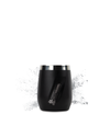 The Port - Insulated Stainless Steel Wine Tumbler and Whiskey Tumbler - 10 oz - Power Balance Engineered by EcoVessel