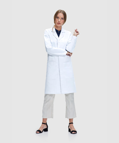 How a female med or pharm student can look good while looking professional and using proper personal protective equipment
