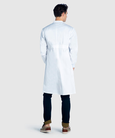 disposable lab coat in case of stain