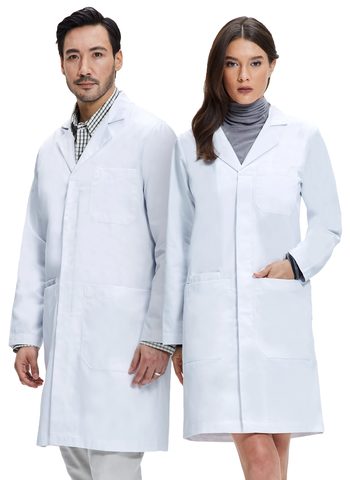 dr james best lab coats