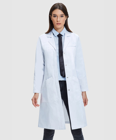 lab coats for women entering science