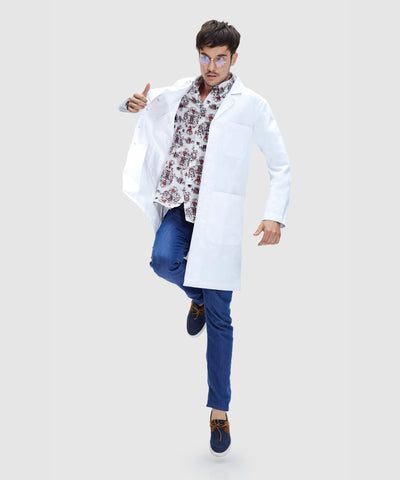 stylish lab coats cheap