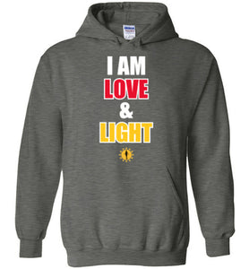 I AM LOVE AND LIGHT