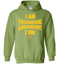 I AM PHENOMENAL
