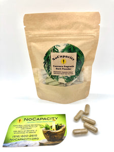 Cascara Sagrada Bark Powder