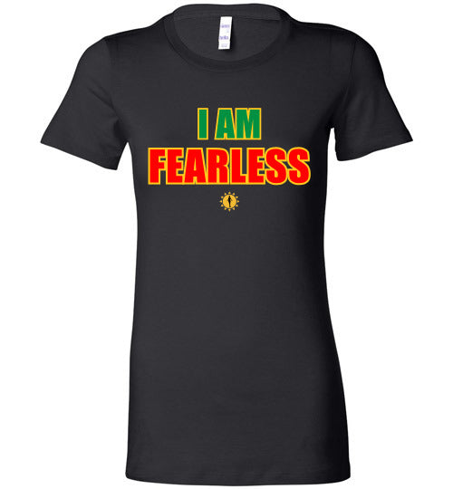 I AM FEARLESS