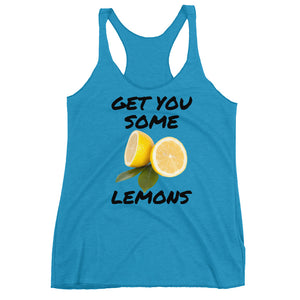 GET YOU SOME LEMONS