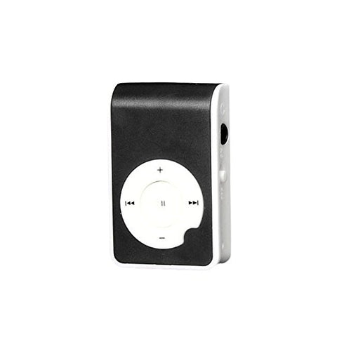 PremiumAV Mini Clip Metal USB MP3 Player Support Micro SD TF Card Music Media
