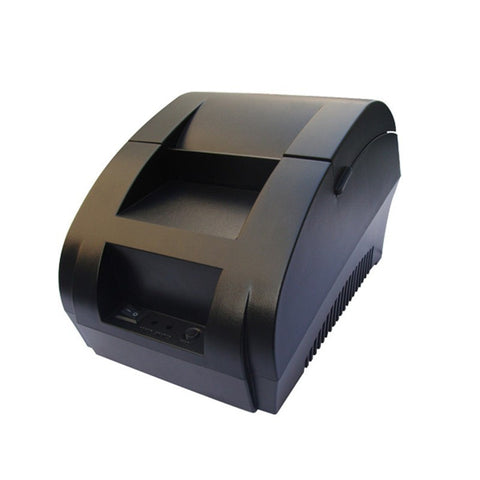 Black USB Port 58mm thermal Receipt pirnter POS printer low noise.printer thermal