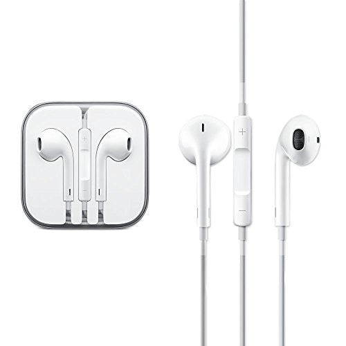 PremiumAV Best Performance in Earphone for iPhone, iPod, iPad and Android Smartphone. (White)